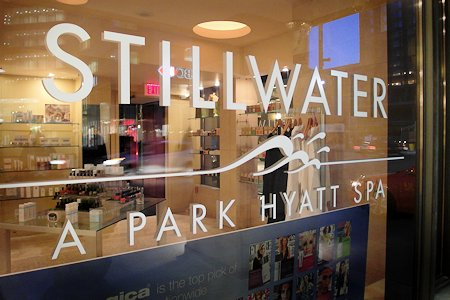 Stillwater - The spa at the Park Hyatt Toronto