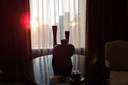 Sunrise over Toronto