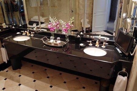 Bathroom in Park Hyatt Toronto suite