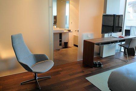 Room 5.1 at the Templar Hotel Toronto