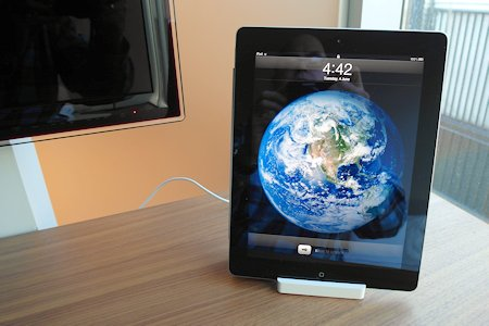 iPad for guests