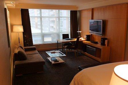 Room at SoHo Metro Hotel Toronto