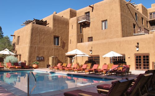 Santa Fe, New Mexico, 7 Hotels In 7 Days