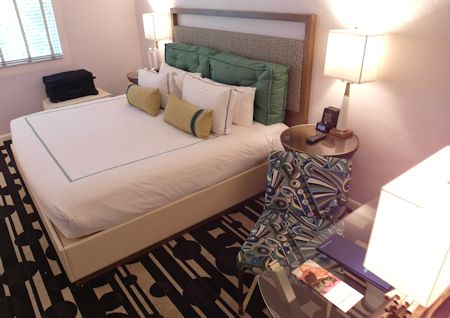 Guestroom #235 at The Surfcomber Hotel Miami | South Beach, Florida