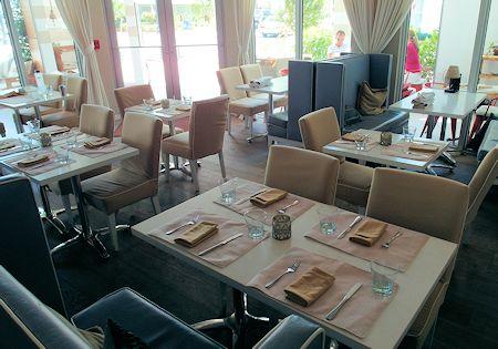 Local House Bar & Grill is located on the ground floor of Sense Beach House, South Beach, Miami Florida