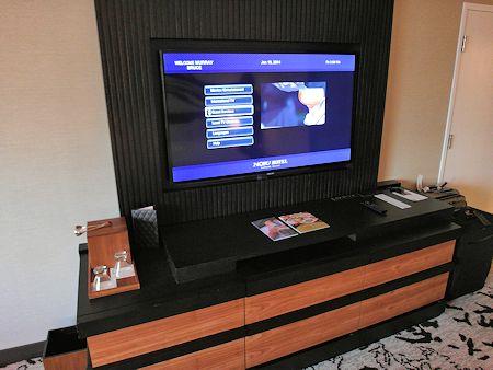 HDTV with good signal