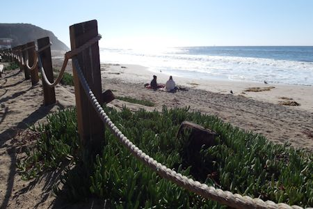 Crystal Cove State Park Beach