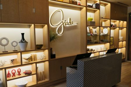 Giada Italian Restaurant in Cromwell Hotel
