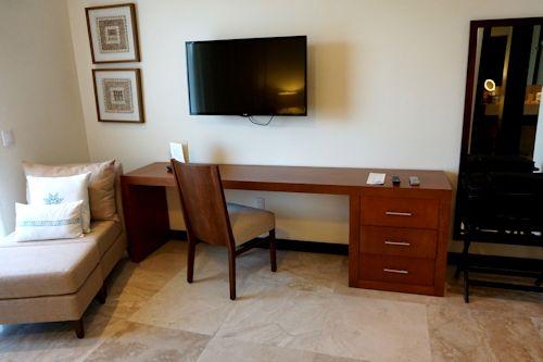 Guest room of suite 330 Matlali Hotel