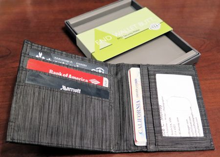 Allett RFID Security ID Wallet