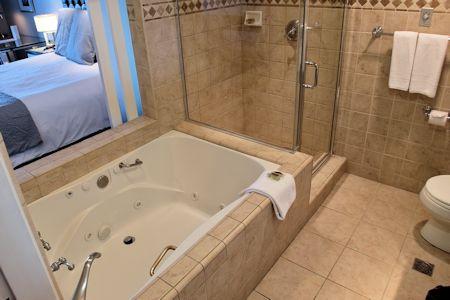 Bath room #215.