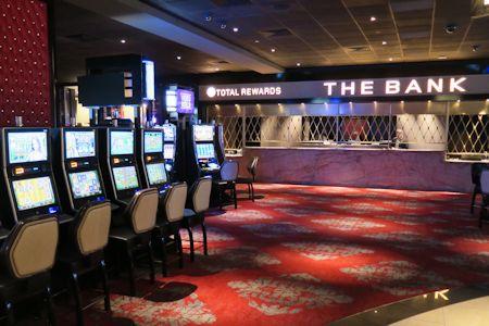 Casino of the Cromwell Hotel Las Vegas