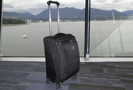 "Travelpro Crew 11 Expandable 21"" Spinner Carry-On in Vancouver"