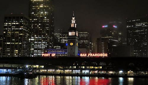 Port Of San Francisco Ferry Building