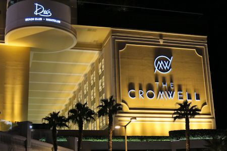 The Cromwell Hotel Las Vegas, Exterior