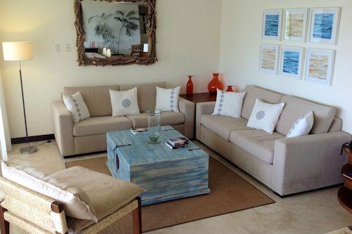 Living Room Area of Matlali Hotel