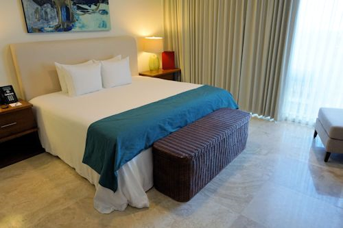 Master Bedroom of Suite 330 Matlali Hotel