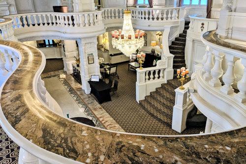 St. Ermin's Hotel lobby